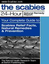 Scabies Report coverflat