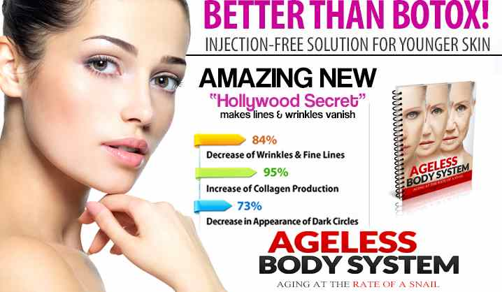 Ageless Body System - Better than Botox?