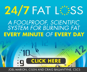 24/7 Fat Loss - A fool proof scientific system for burning fat every minute of every day